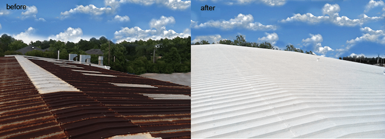 Don T Replace When You Can Repair Texas Metal Roof