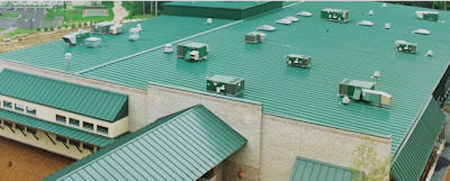 Steel Roof Commercial