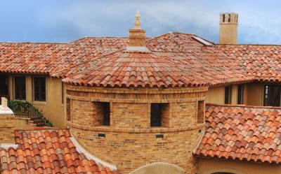 Residential Tile Roof